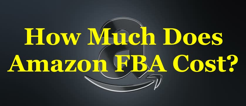 How Much Does Amazon FBA Cost?
