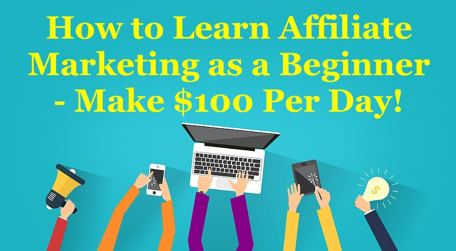 How to Learn Affiliate Marketing as a Beginner