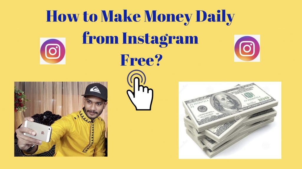 How to Make Money with Instagram for Free