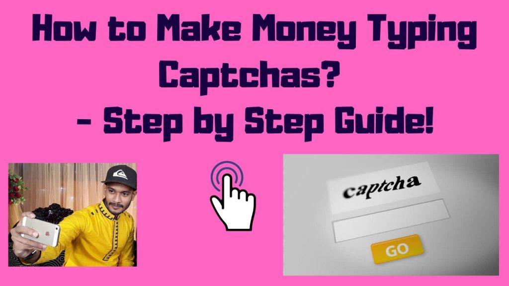 How to Make Money Typing Captchas