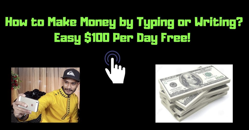 How to Make Money by Typing or Writing