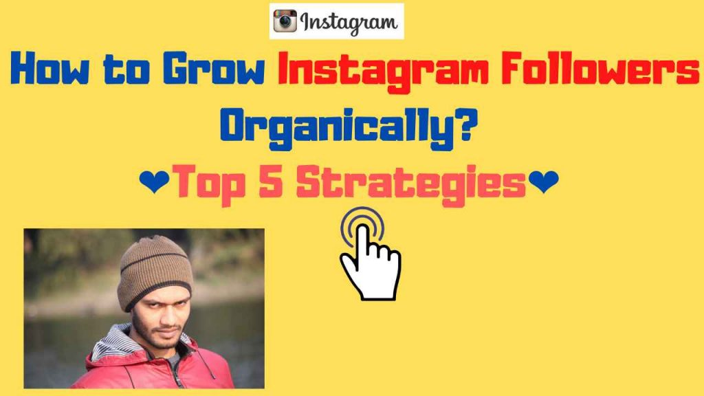 How to Grow Instagram Followers Organically?