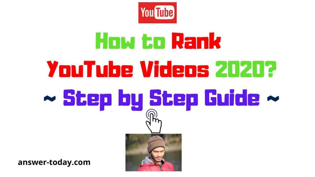 How to Rank YouTube Videos 2020