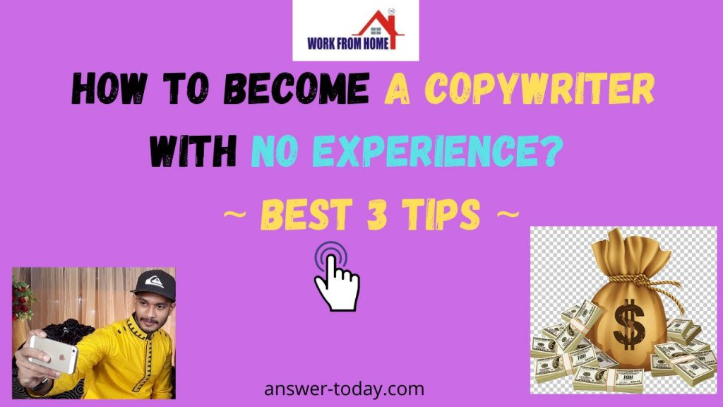How to Become a Copywriter with No Experience