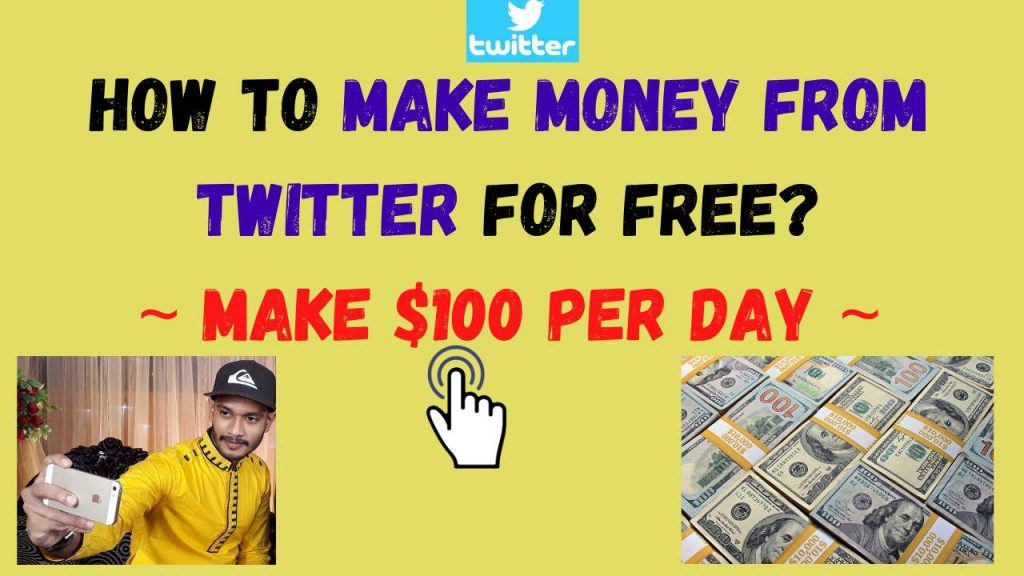 How to Make Money from Twitter for Free