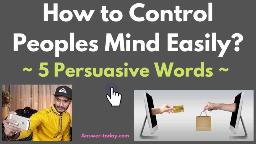 How to Control Peoples Mind Easily