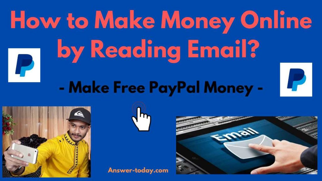 How to Make Money Online by Reading Email