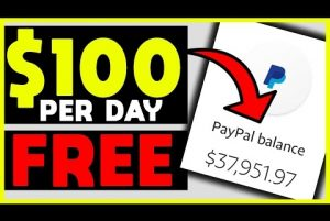 GET FREE PAYPAL MONEY
