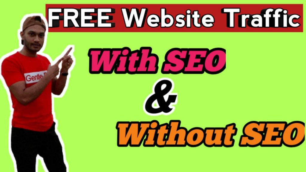 How to Get Free Traffic to Any Website