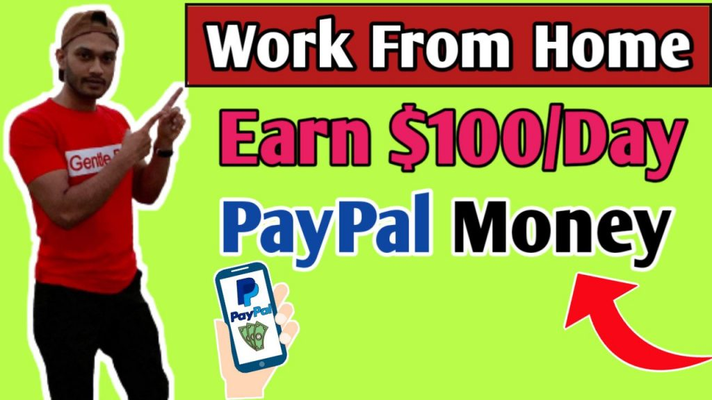 How to Make Money Work From Home As Beginner