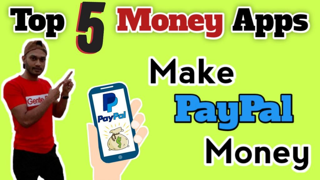 How to Make PayPal Money Using Apps