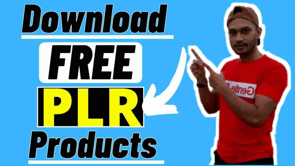 How to Download PLR Products for Free