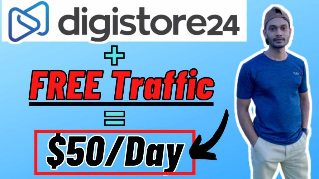How to Make Money on Digistore24 For Free