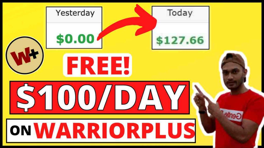 How to Make Money on Warriorplus For Free