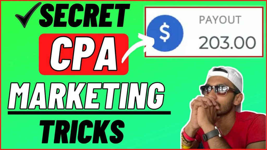 How to Make Money with CPA Marketing for Free