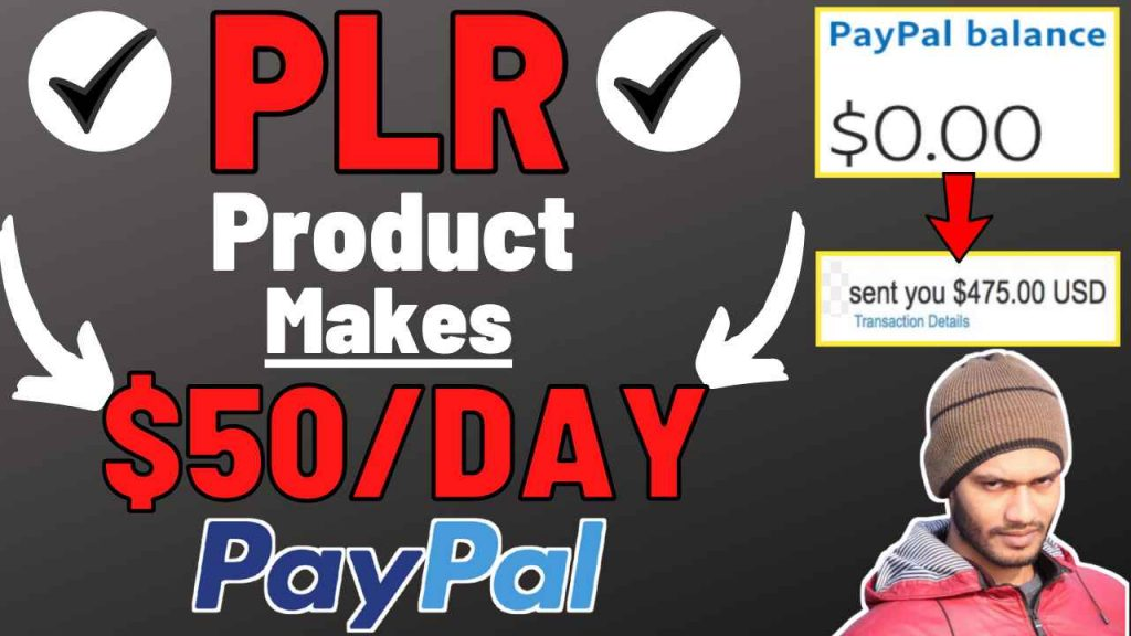 How to Make Money Online with PLR Products