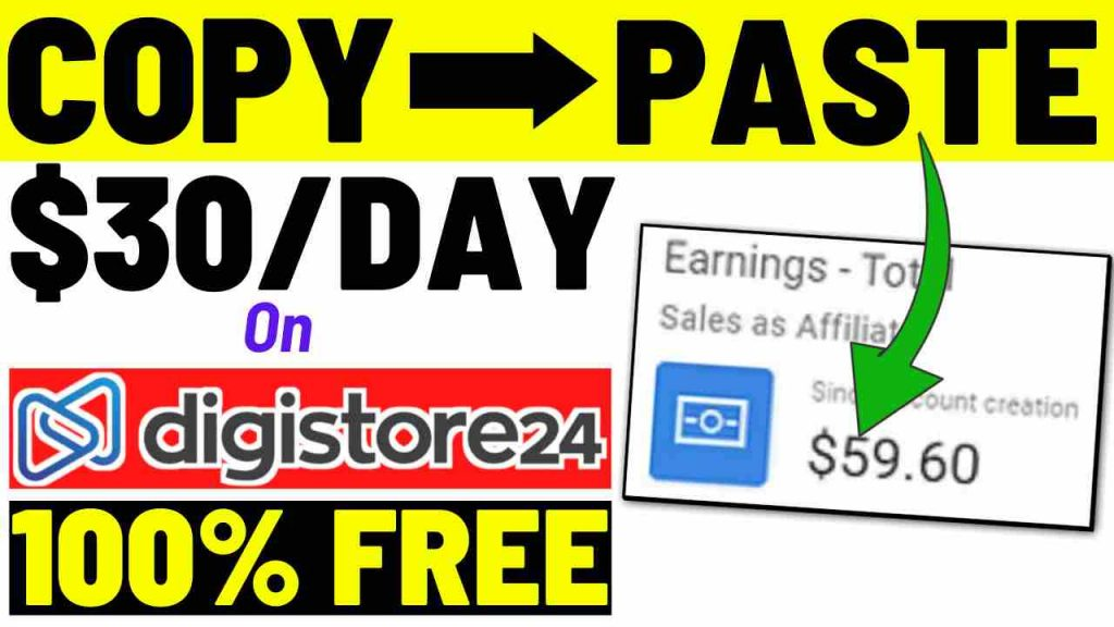 How to Make Money with Digistore24 For Free?