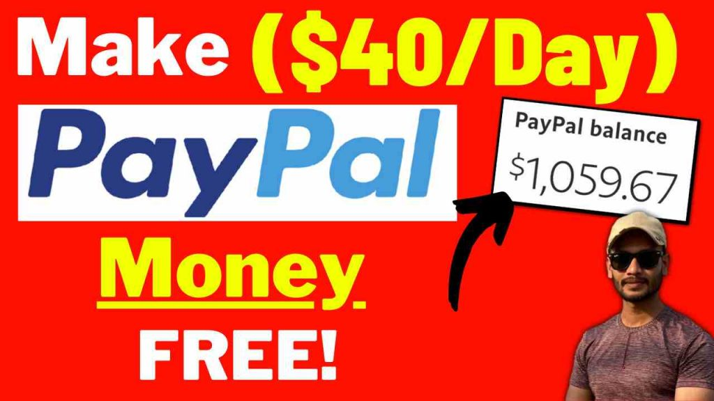 How to Make PayPal Money As A Beginner For Free