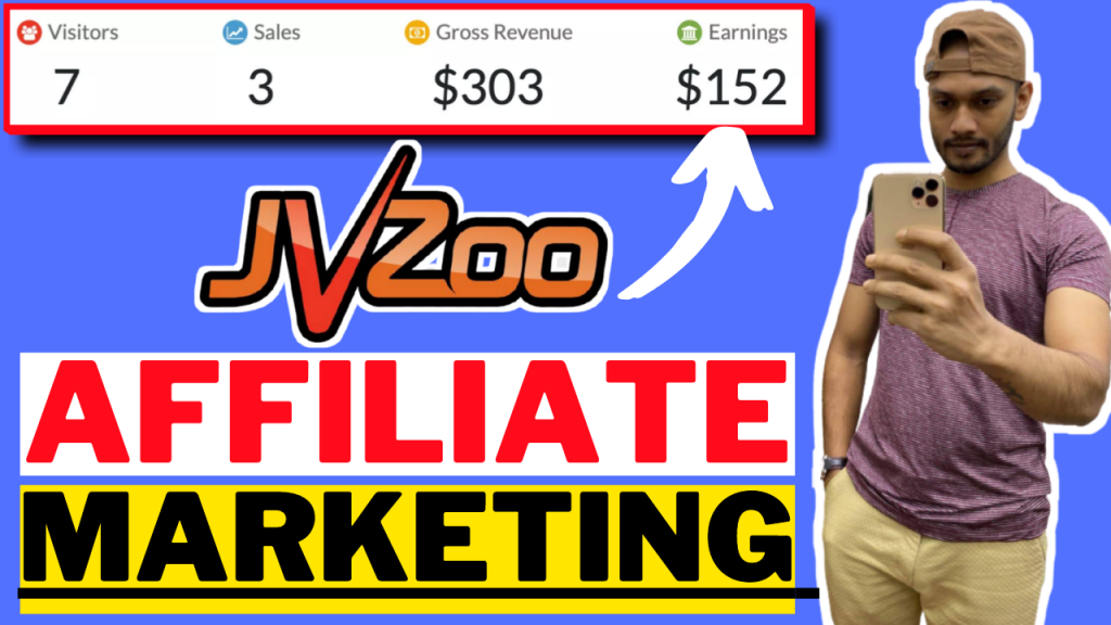 How to Start JVZoo Affiliate Marketing with Free Traffic