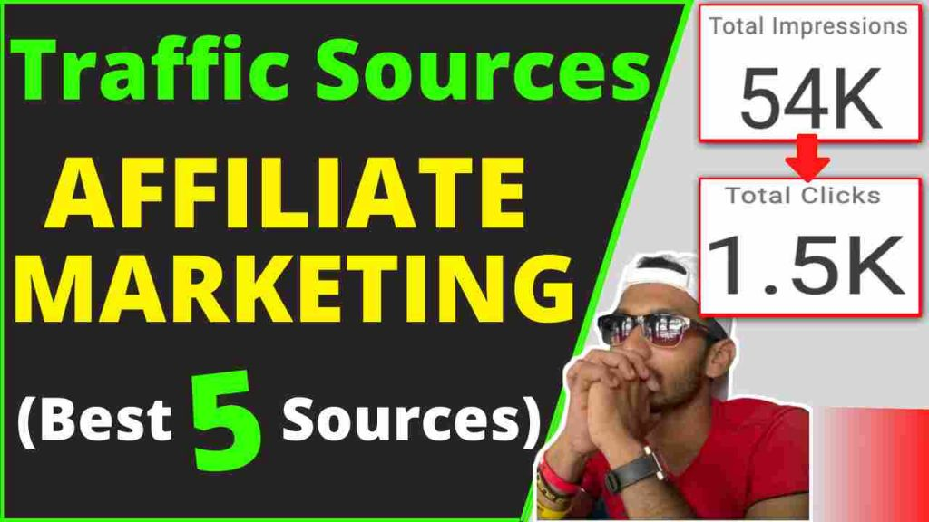 Best Free Traffic Sources For Affiliate Marketing 2021