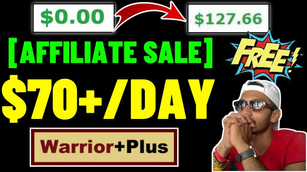 How to Make Warriorplus Affiliate Sale